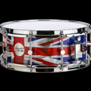 """Steeldrum """"Union Jack"""" 14x5,5 - 14x6,5"""