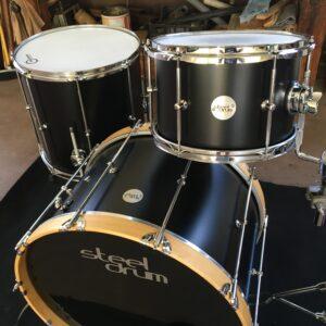 """Steeldrum """"Colors"""" drumset"""
