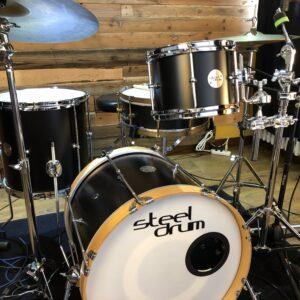 Steeldrum Modern Bop kit