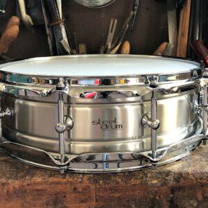 Steeldrum Stainless steel 14x4,5