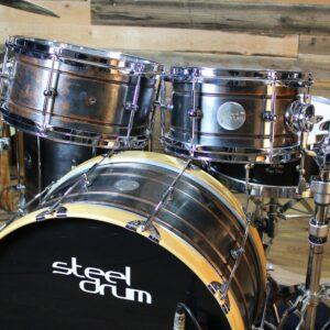 Steeldrum Travel kit Rame